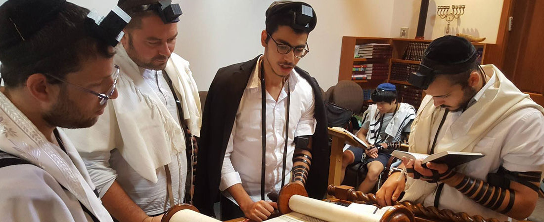 Torah Reading Auckland Chabad